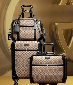 #GUCCI • Luggage & Travel Beautifuls.com Members VIP Fashion Club 40-80% Off Luxury Fashion Brands