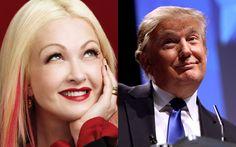 Cyndi Lauper compara a Donald Trump con Hitler – El Rock Es Cultura