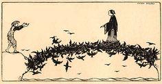 anton pieck illustration