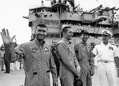 Apollo 13 crew, a successful failure