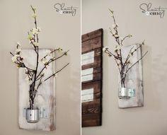Einfache und coole DIY Home Dekorieren Projekte