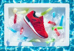 Saucony Originals Battles The Hot Summer With The