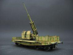 Schwerer SSY mit 8,8cm Flak 41 - customscales Webseite!