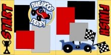 Pinewood Derby PageKit 7.00