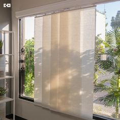 BEST FOR: Sliding glass door, French door, patio door, balcony door, closet door, room divider, large and wide windows. Balcony Doors, Patio Doors, Sliding Panels, Room Darkening, Sliding Glass Door, Closet Doors, Large Windows, French Doors, Divider
