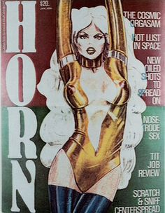 The Fictional Magazines that appeared in Blade Runner.