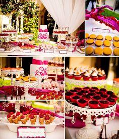 mini desserts are so cute!