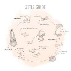 style guide for bikini's!   www.brayola.com
