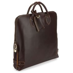Messenger Bag Large Pure Genuine Handmade Leather  bag  15 inches Men's Laptop Bag Macbook Satchel Handbag Office Briefcase(381). $99.99, via Etsy.