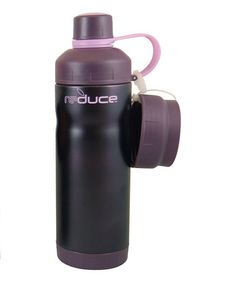 Another great find on #zulily! Purple Hybrid Bold 16-Oz. Vacuum Bottle by Reduce #zulilyfinds