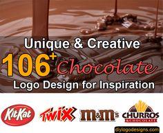 106+ Best Chocolate Company Logo & Famous Brands  #ChocolateLogo #Logo #Logodesign