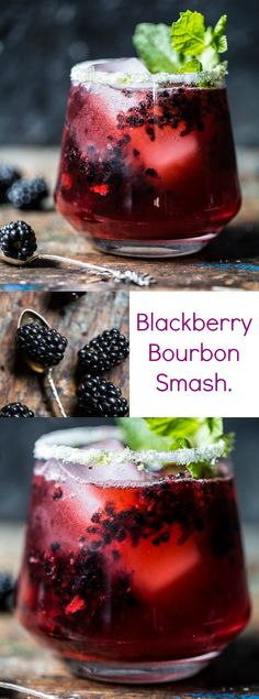 Blackberry Bourbon S