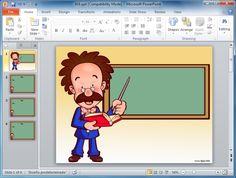 Teachers Powerpoint Template