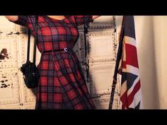 Take a sneak peak behind the scenes of the Richey Clove UK shoot! Behind The Scenes, Take That, Plaid, Plus Size, Youtube, Pink, Stuff To Buy, Tops, Fashion