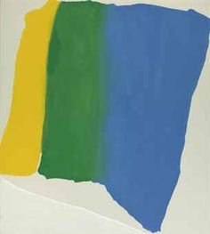 Helen Frankenthaler (b. 1928) | Summer Insignia | 1960s, Paintings ...