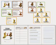 Blog mit selbst erstellten Unterrichtsmaterialien für die Grundschule/Volksschule zum Download. Mathematik - Deutsch - Sachunterricht Primary Teaching, Primary School, Teaching Ideas, Blog, Classroom Management, Kindergarten, Teacher, Journal, Activities