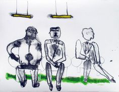 "Robert Hodgins - art@arteye.co.za ""Chairmen"""