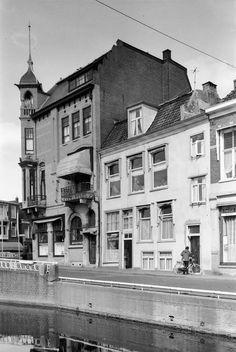 Tuinen nz.  1963;  Bronger,s automatiek.  Apotheek de Centrale. (rce).