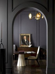 All the design-lovers' eyes are focused in Paris. To inspire you and to give some home décor ideas with a modern design, we present you the interior design projects by 10 Best Interior Designers from Paris. Top Interior Designers, Home Interior Design, Interior Architecture, Interior Decorating, Decorating Blogs, Parisian Architecture, Architecture Details, Gray Interior, Best Interior