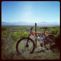 Mosselbaai binneland. 1ste van die nuwe jaar ! Really cool to see someone else's local rides in South Africa!