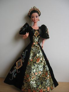Philippine Flores de Mayo Reyna Esther Barbie by andora_isadrew, via Flickr