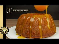 Πεντανόστιμο Κέικ Πορτοκαλιού με σάλτσα πορτοκαλιού - ΧΡΥΣΕΣ ΣΥΝΤΑΓΕΣ - YouTube Baked Potato, Salsa, Recipies, Food And Drink, Cookies, Cake, Ethnic Recipes, Desserts, Youtube