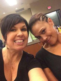 Vicki Guerrero & Sarona Reiher