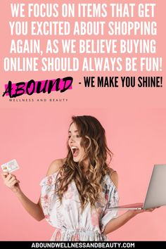 We founded Abound Wellness and Beauty with one simple goal to help you experiment with your passion while at the same time provide amazing prices.