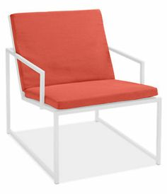 Malibu Chair Steel Collection by EMU Outdoor Room Board