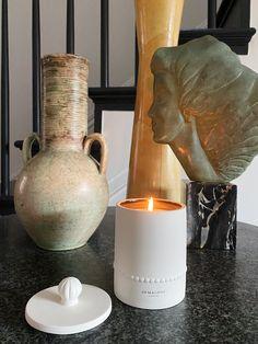Jo Malone London Townhouse Interior, London Townhouse, Home Interior Design, Interior Styling, Morning Meditation, Linen Sheets, Jo Malone, Living Styles, Fireplace Mantle
