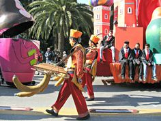 Article on Carnaval in Nice France.
