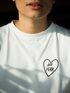 No Fear -t-paita