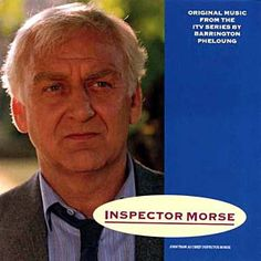 Inspector Morse: Original score composed by Barrington Pheloung. Kevin Whately, Inspector Morse, Original Music, Music Albums, Types Of Music, Scores, Short Stories, Soundtrack, Detective