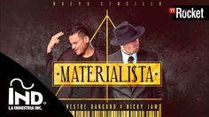 Materialista - Silvestre Dangond & Nicky Jam | Cover Audio