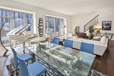 Roche Bobois | Centurion Penthouse in New York, USA | 2015