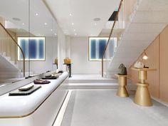 J&M Davidson · Mount Street, London · Universal Design Studio · Photo © Charles Hosea