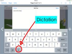 How to dictate a book in Book Creator - Book Creator app | Blog