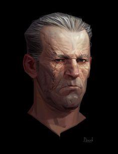 Daud Portrait