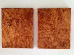 Gilded Wall Decor Copper Leaf Acid Treated by Gildmesilver on Etsy, $90.00