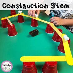 Construction & Buildings   Unit of Study   Preschool   Kindergarten