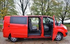 Ford Transit #Custom