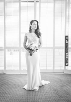 // So beautiful - silk and lace | CHECK OUT MORE IDEAS AT WEDDINGPINS.NET | #weddings #weddingdress #inspirational