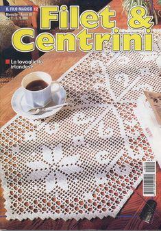 Filet&Centrini. Обсуждение на LiveInternet - Российский Сервис Онлайн-Дневников