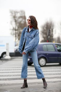 Luh me a cropped flare. http://www.manrepeller.com/best_of_internet/buy-trends-on-sale.html