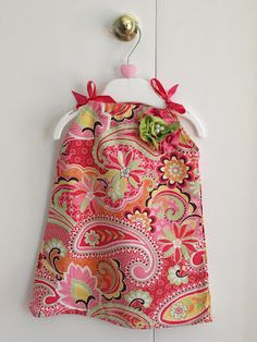 """Pillowcase Dress"""
