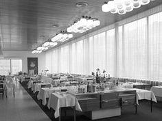 Restaurace v 60. letech minulého století