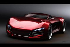 The new Audi Concept Car