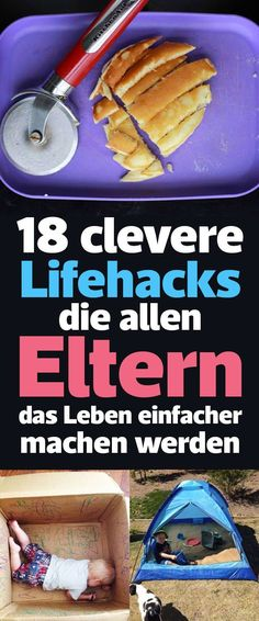 18 clevere Lifehacks, die allen Eltern das Leben einfacher machen werden