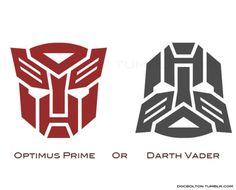 Transformers o starwars ? Starwars, Transformer Logo, Haha, Nerd Herd, Marvel, Optimus Prime, Transformers Prime, Transformers Robots, Geek Out