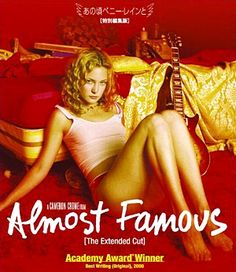 Almost Famous poster, t-shirt, mouse pad Famous Movies, Good Movies, Cinema Posters, Movie Posters, I Love Cinema, Academy Award Winners, Columbia Pictures, Almost Famous, Girls In Love
